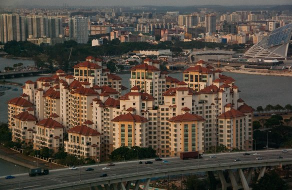 Singapur Flyer (11 von 23)